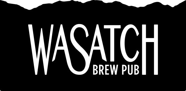 Wasatch Brew Pub Logo_with mountains